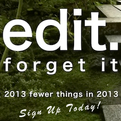 Edit Forget It Sign Up