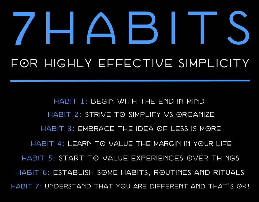 7 habit of highly effective people term paper